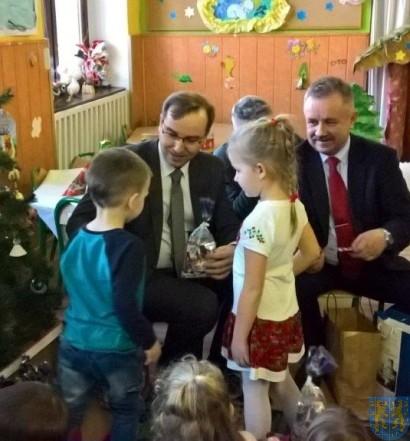 Niecodzienni goście wśród przedszkolaków (7)