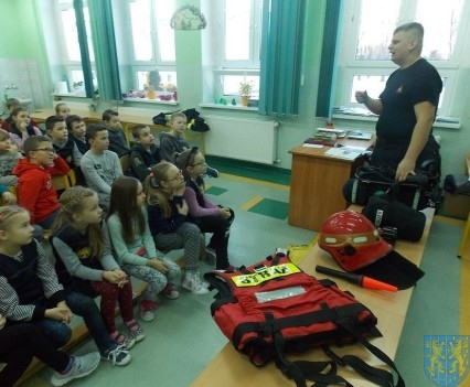 Spotkanie ze strażakiem (17)