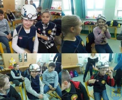 Spotkanie ze strażakiem (2)