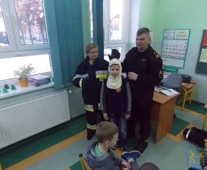 Spotkanie ze strażakiem (8)