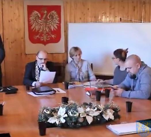 32 sesja Rady Gminy Kamieniec Ząbkowicki