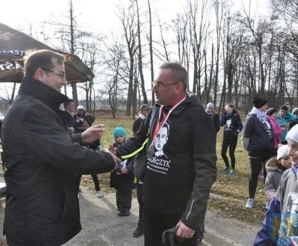 Kamieniec Ząbkowicki pobiegł Tropem Wilczym (20)