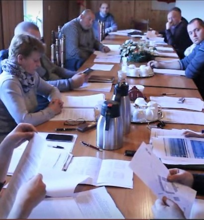 Komisja Budżetu XII 2016