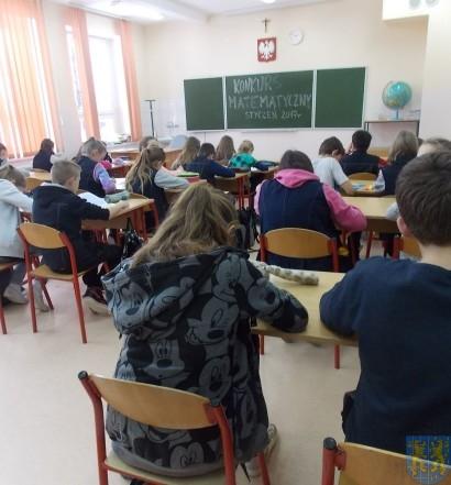Szkolny Konkurs Matematyczny  (3)