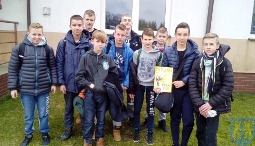 Drużyna chłopców trzecim zespołem powiatu