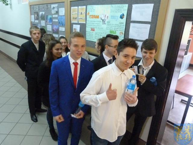 Egzamin gimnazjalny w Kamieńcu Ząbkowickim (6)