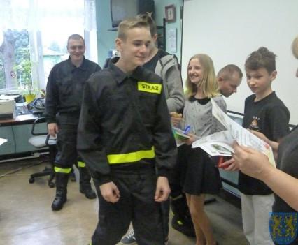 Młodzież zapobiega pożarom (28)