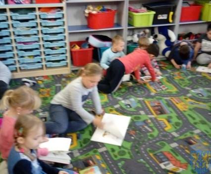 Międzynarodowy Dzień Książki wśród przedszkolaków (1)