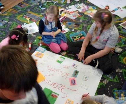 Międzynarodowy Dzień Książki wśród przedszkolaków (14)