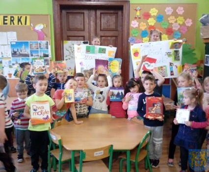 Międzynarodowy Dzień Książki wśród przedszkolaków (19)