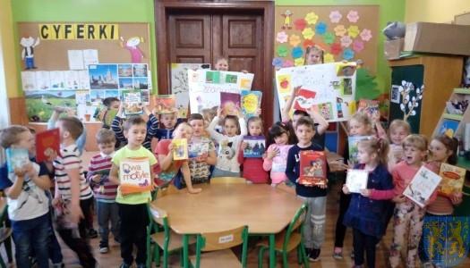 Międzynarodowy Dzień Książki wśród przedszkolaków