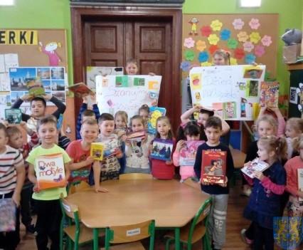 Międzynarodowy Dzień Książki wśród przedszkolaków (20)
