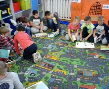 Międzynarodowy Dzień Książki wśród przedszkolaków (3)