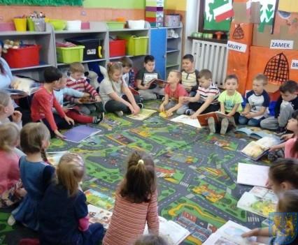 Międzynarodowy Dzień Książki wśród przedszkolaków (5)