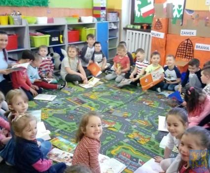 Międzynarodowy Dzień Książki wśród przedszkolaków (6)