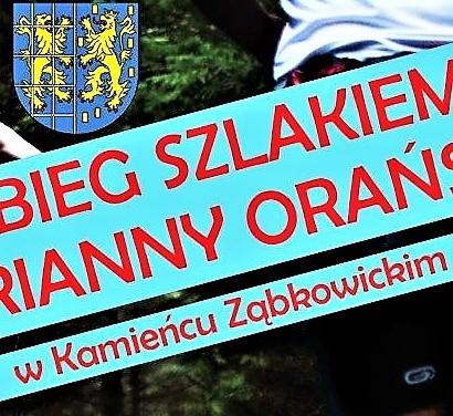 Bieg Szlakiem Marianny Orańskiej weź udział_02