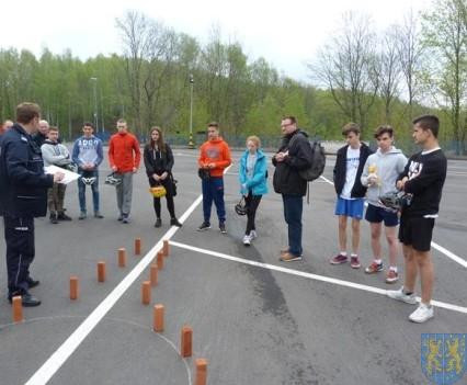 Gimnazjaliści pojadą na dolnośląski turniej bezpieczeństwa ruchu drogowego (3)