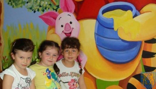 Przedszkolaki z Baśniowej Krainy w Dzieciolandii