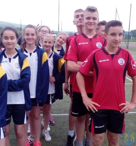 Lekkoatletyczne igrzyska dzieci (1)