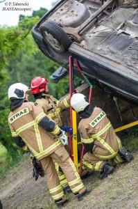 Rescue DaysPL w Kamieńcu Ząbkowickim (2)