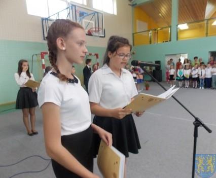 Rok szkolny w Szkole Podstawowej nr 2 im Papieża Jana Pawła II uroczyście zakończony (66)