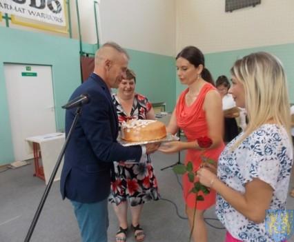 Rok szkolny w Szkole Podstawowej nr 2 im Papieża Jana Pawła II uroczyście zakończony (69)