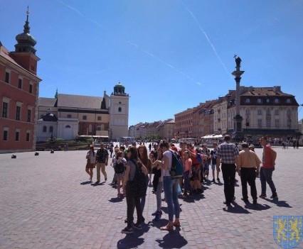 Wrażenia z Warszawy (1)