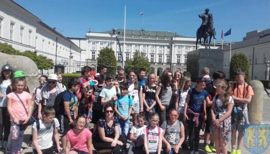 Wrażenia z Warszawy
