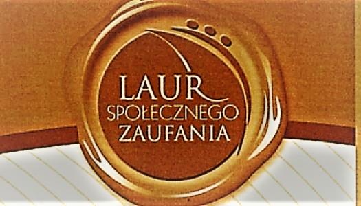 Laur Społecznego Zaufania dla Gminy Kamieniec Ząbkowicki