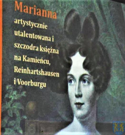 Marianna Orańska wyprzedzała swoją epokę (2)