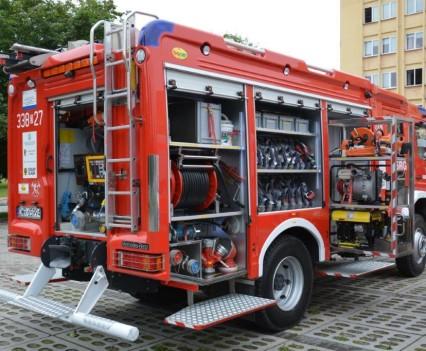 Wsparcie dla Ochotniczej Straży Pożarnej (1)