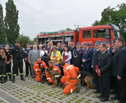 Wsparcie dla Ochotniczej Straży Pożarnej (2)