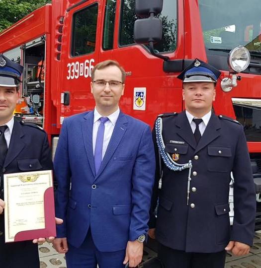 Wsparcie dla Ochotniczej Straży Pożarnej (3)