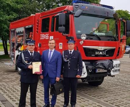 Wsparcie dla Ochotniczej Straży Pożarnej (4)