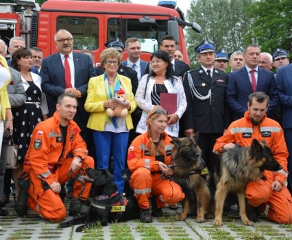 Wsparcie dla Ochotniczej Straży Pożarnej (6)