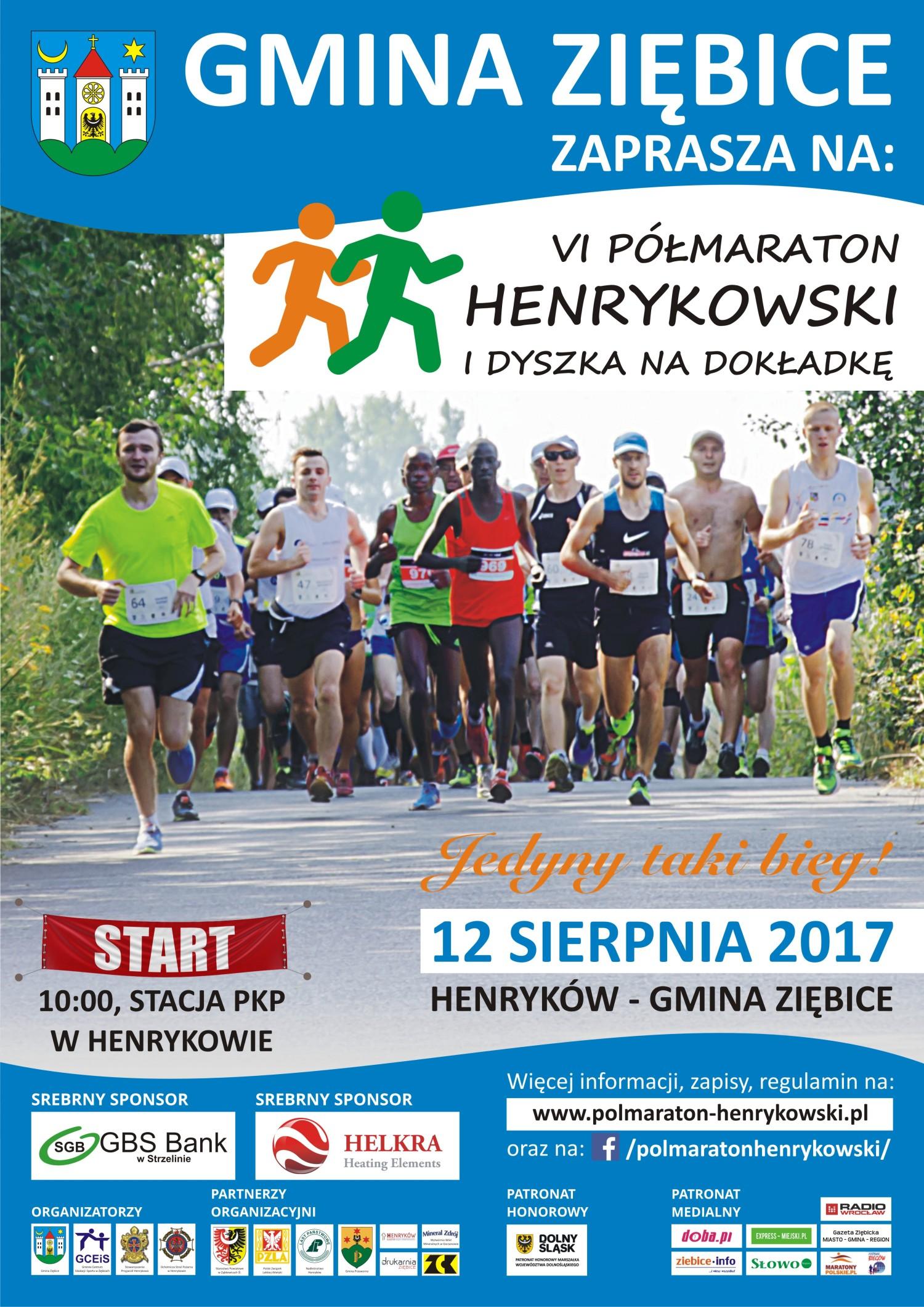 Półmaraton Henrykowski już w sobotę_02