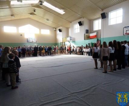 Pierwszy dzień w ośmioklasowej Szkole Podstawowej nr 2 (26)