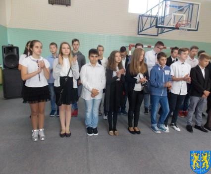 Pierwszy dzień w ośmioklasowej Szkole Podstawowej nr 2 (29)