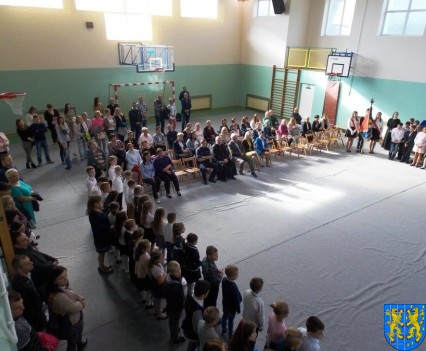 Pierwszy dzień w ośmioklasowej Szkole Podstawowej nr 2 (32)