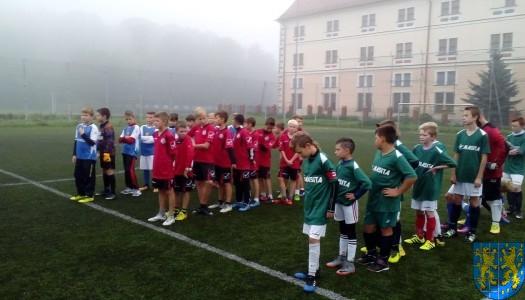 Powiatowy półfinał minipiłki nożnej