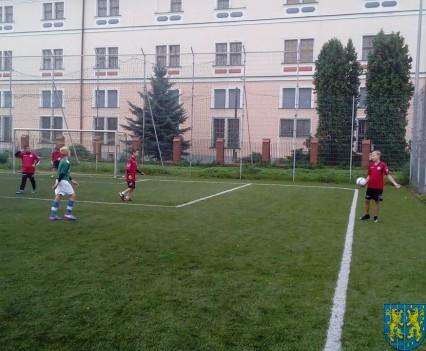 Powiatowy półfinał minipiłki nożnej (4)