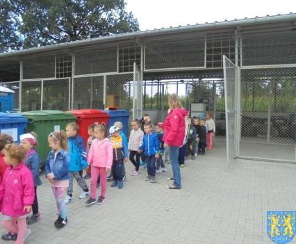 Punkt Selektywnej Zbiórki Odpadów Komunalnych widziany przez dzieci (10)