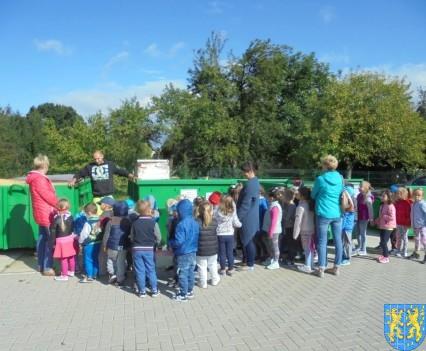 Punkt Selektywnej Zbiórki Odpadów Komunalnych widziany przez dzieci (19)