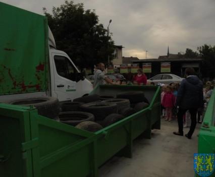 Punkt Selektywnej Zbiórki Odpadów Komunalnych widziany przez dzieci (2)