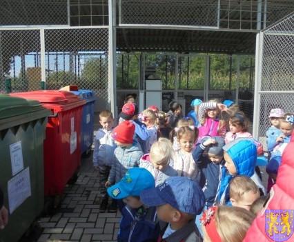 Punkt Selektywnej Zbiórki Odpadów Komunalnych widziany przez dzieci (28)