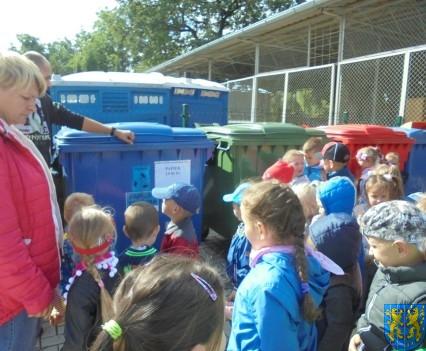 Punkt Selektywnej Zbiórki Odpadów Komunalnych widziany przez dzieci (29)