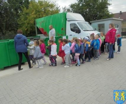 Punkt Selektywnej Zbiórki Odpadów Komunalnych widziany przez dzieci (3)