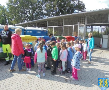Punkt Selektywnej Zbiórki Odpadów Komunalnych widziany przez dzieci (30)