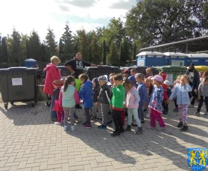 Punkt Selektywnej Zbiórki Odpadów Komunalnych widziany przez dzieci (31)