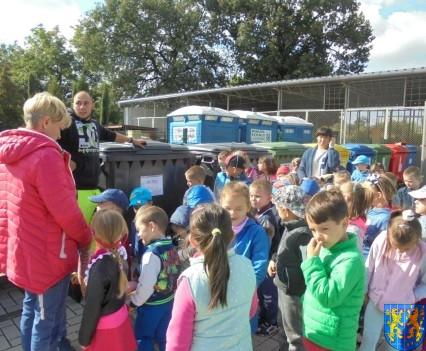 Punkt Selektywnej Zbiórki Odpadów Komunalnych widziany przez dzieci (32)